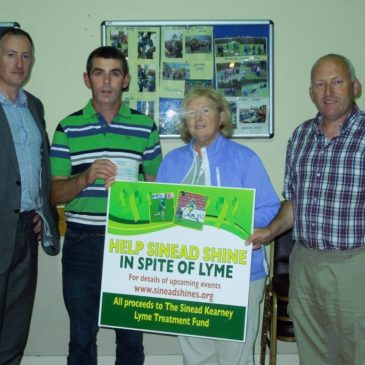 Sinead Kearney Lyme Treatment Fund