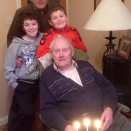 Happy 89th birthday to our club president