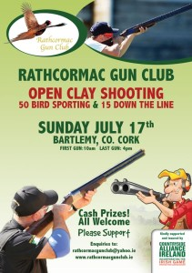 Open Clay Shooting RGC
