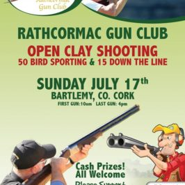 Open Clay Shoot